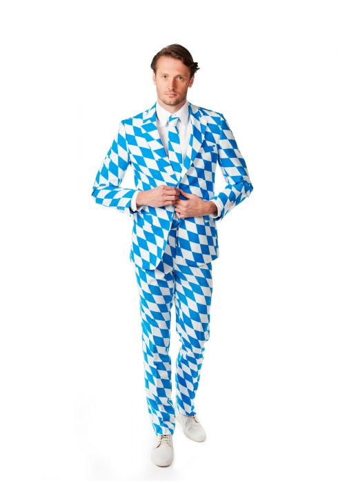 Men's Opposuits Bavarian Suit