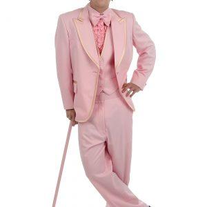 Men's Pink Tuxedo