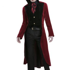 Men's Plus Size Dreadful Vampire