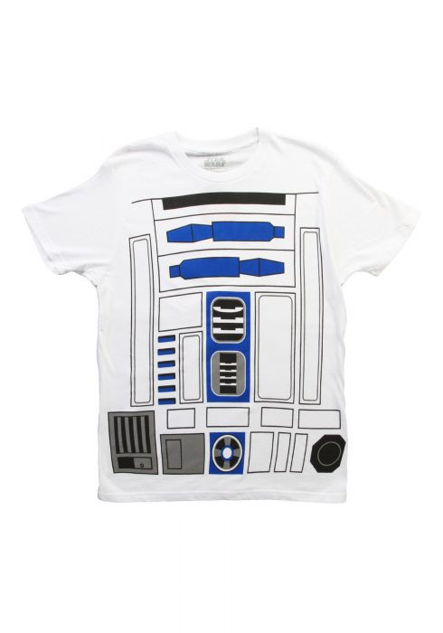 Mens R2D2 Costume T-Shirt
