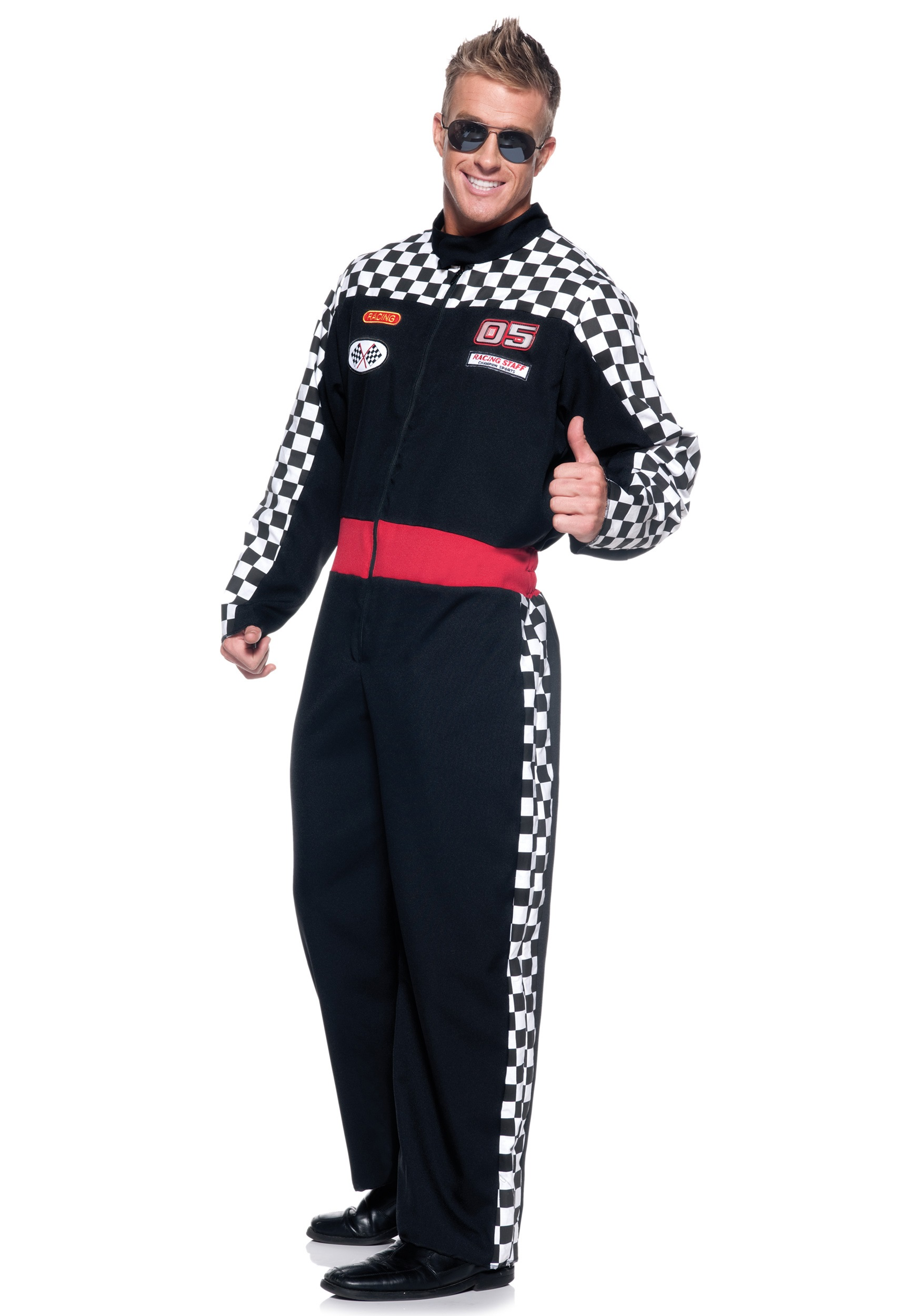 Race Car Costumes