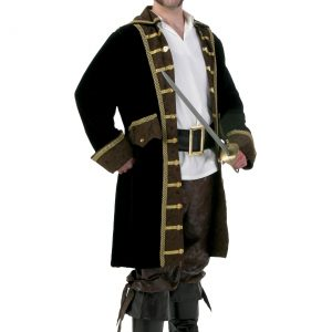 Men's Realistic Pirate Costume