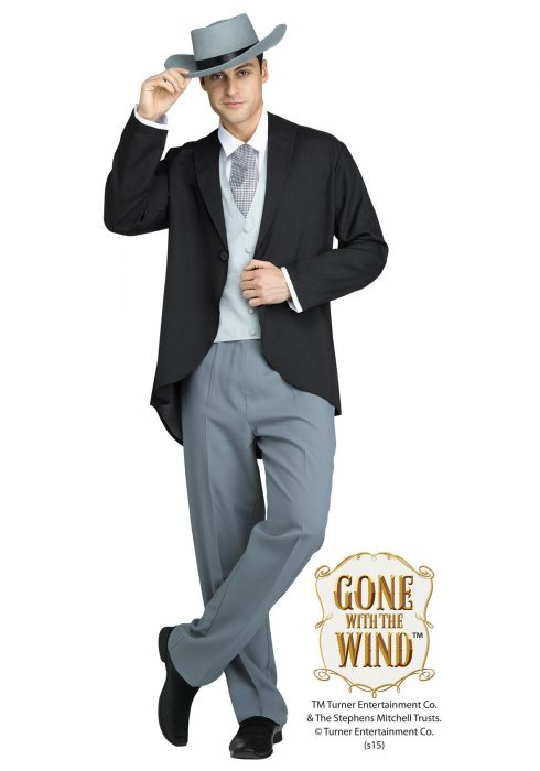 Men's Rhett Butler Costume