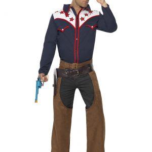 Men's Rodeo Cowboy Costume