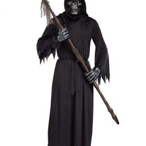 Men's Skeleton Ghoul Costume