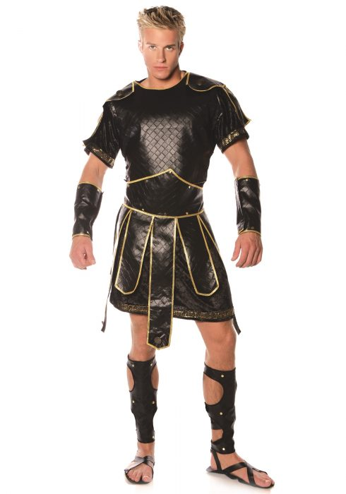 Men's Spartan Costume