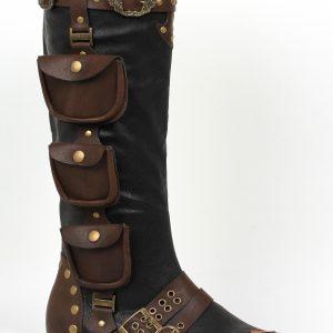 Men's Steampunk Boots