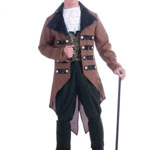 Mens Steampunk Jack Costume