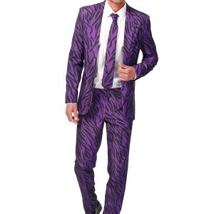 Men's SuitMeister Basic Pimp Tiger Suit