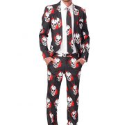 Men's SuitMeister Basic Skull Suit