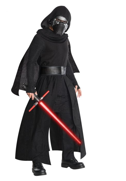 Men's Super Deluxe Kylo Ren