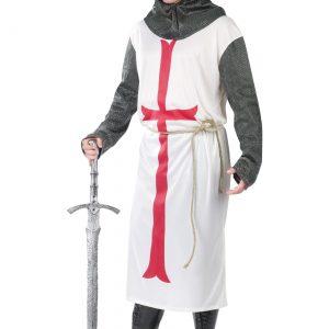 Men's Templar Knight Costume