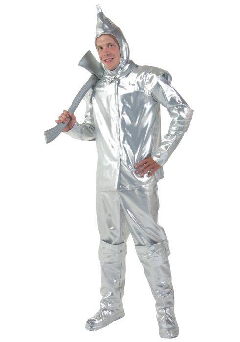 Men's Tin Woodsman Costume