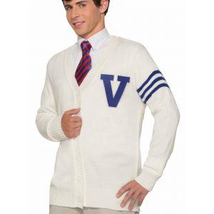 Men's Varsity Sweater Costume