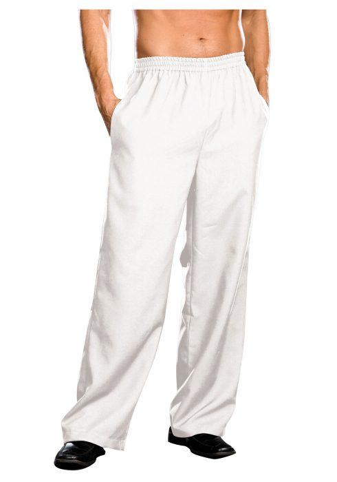 Men's White Pants
