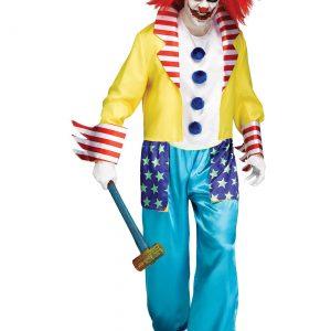 Men's Wicked Clown Master Costume
