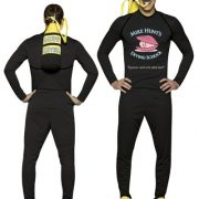 Mike Hunt's Diving School Costume