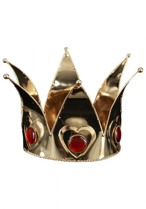 Mini Queen of Hearts Crown