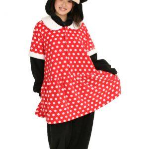 Minnie Mouse Pajama Costume
