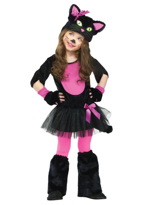 Miss Kitty Toddler Girls Costume
