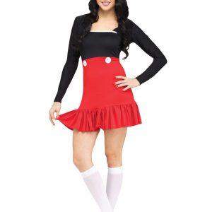 Miss Mikki Adult Costume