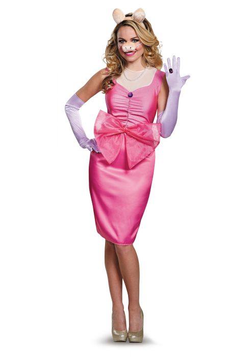 Miss Piggy Adult Costume