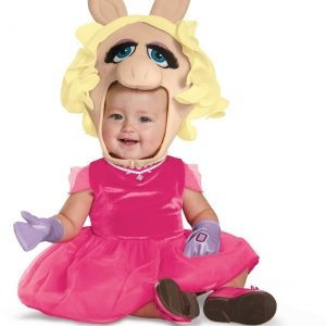 Miss Piggy Infant Costume
