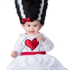 Monster Bride Infant Costume
