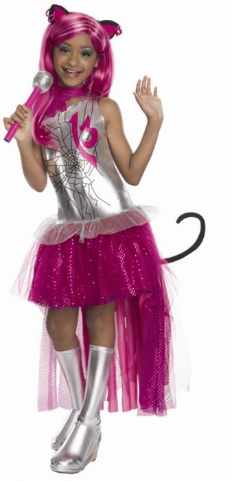 Monster High Catty Noir Costume