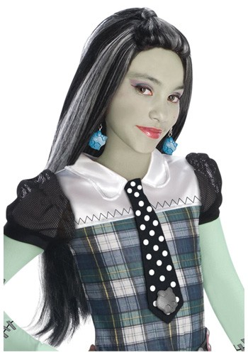 Monster High Frankie Stein Wig