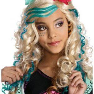 Monster High Lagoona Blue Wig