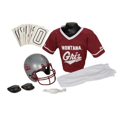 Montana Grizzlies Youth Uniform Set