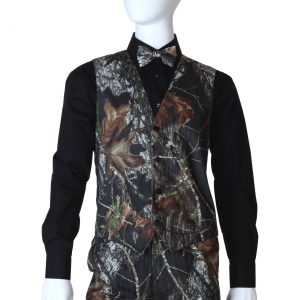 Mossy Oak Open Back Vest