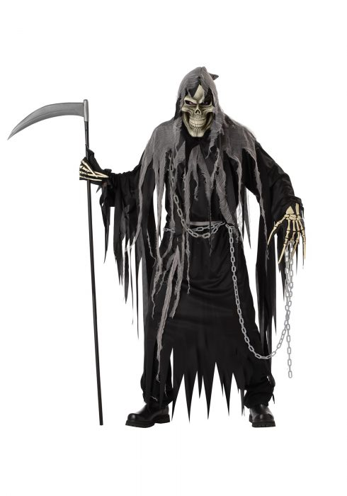 Mr. Grim Costume