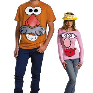 Mr. and Mrs. Potato Head Kit
