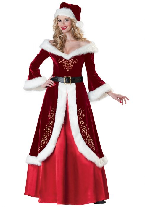 Mrs. St. Nick Costume