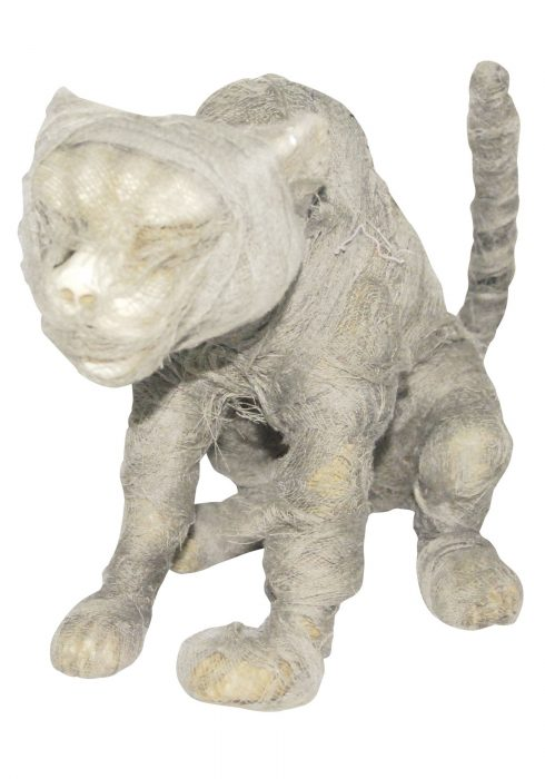 Mummy Cat Prop