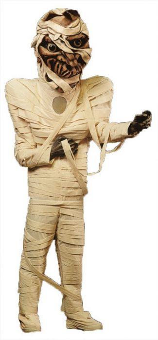 Mummy Mascot Costume