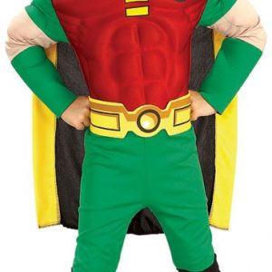 Muscle Chest Child Robin  Costume