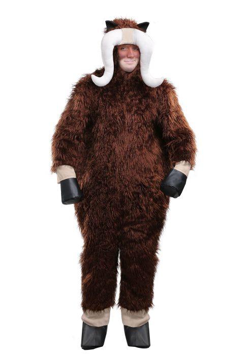 Muskox Adult Costume