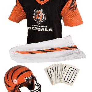 NFL Bengals Uniform Costume