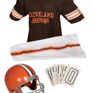 NFL Browns Uniform Costume