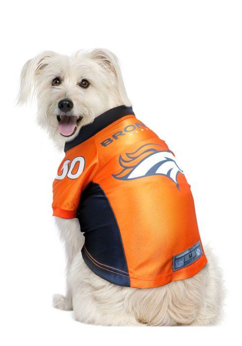 NFL Denver Broncos Premium Pet Jersey
