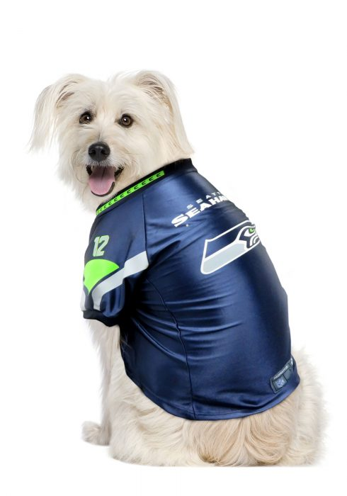 NFL Seattle Seahawks Premium Pet Jersey