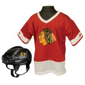 NHL Chicago Blackhawks Kid's Uniform Set
