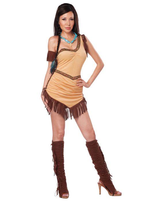 Native American Beauty Costume