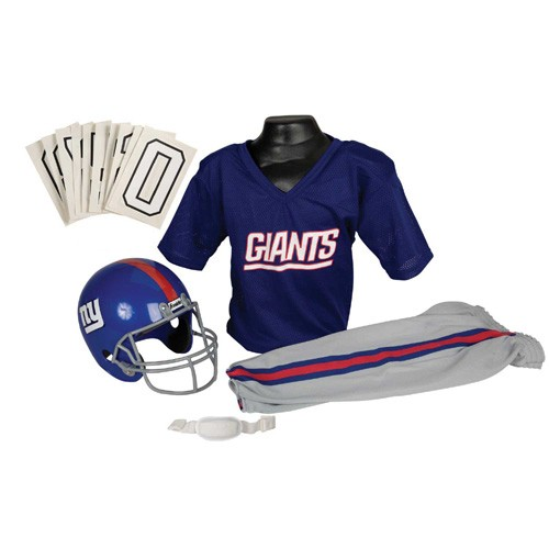 New York Giants Youth Uniform Set