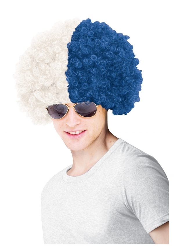 New York Yankees Wig