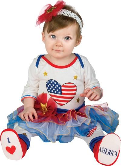 Newborn Lil Firecracker Costume