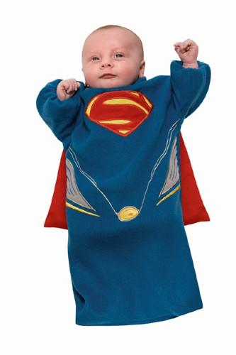 Newborn Superman Costume